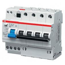 Автомат дифференцального тока 6мод. DS204 M AC-C10/0,03