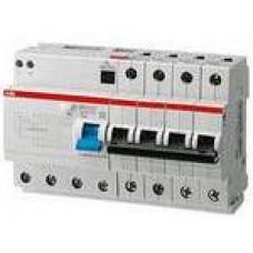 Автомат дифференцального тока 8мод. DS204 AC-C63/0,03