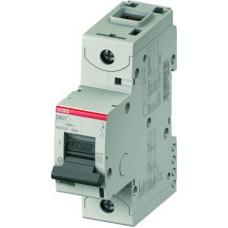 Автоматический выключатель 1 полюс. S801C C125