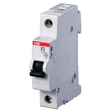 Автоматический выключатель 1-полюсной S201 C10