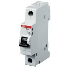 Автоматический выключатель 1-полюсной S201 Z0.5