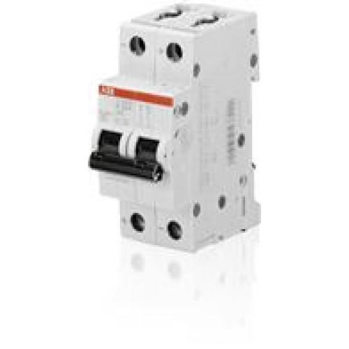 Автоматический выключатель 2-полюсной S202M Z3UC 2CDS272061R0318