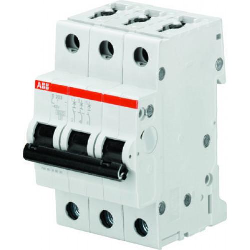Автоматический выключатель 3-полюсный S203P C25 2CDS283001R0254