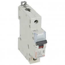 Автоматический выключатель DX3-E C20 1П 6000/6kA