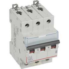 Автоматический выключатель DX3-E C20 3П 6000/6kA