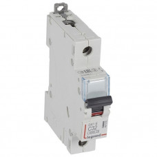 Автоматический выключатель DX3-E C32 1П 6000/6kA