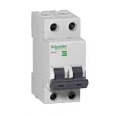 Автоматический выключатель EASY 9 2П 10А С 4,5кА 230В =S=