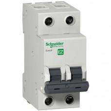 Автоматический выключатель EASY 9 2П 10А В 4,5кА 230В =S=