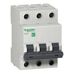 Автоматический выключатель EASY 9 3П 10A B 4,5кА 400В =S=