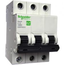 Автоматический выключатель EASY 9 3П 25A B 4,5кА 400В =S=