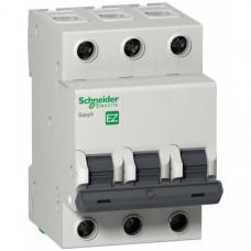 Автоматический выключатель EASY 9 3П 32A B 4,5кА 400В =S=