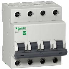 Автоматический выключатель EASY 9 4П 10А B 4,5кА 400В =S=