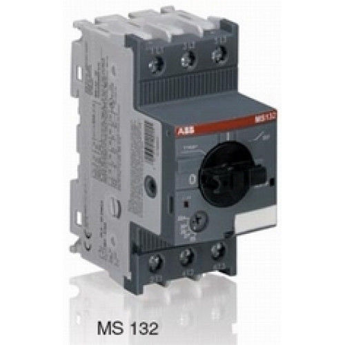 Автоматический выключатель MS132-25 50кА с регулир. тепловой защитой 20A-25А Класс тепл. расцепит. 10 1SAM350000R1014