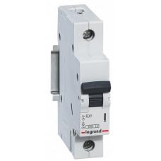 Автоматический выключатель однополюсный RX3  4,5кА 25А 1П C