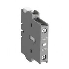 Блок контактный дополнительный CAL18-11 боковой 1HO1НЗ для контакторов АF400-АF1650