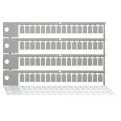 Блок маркировок для розеток 94.02, 94.03, 94.04 094004