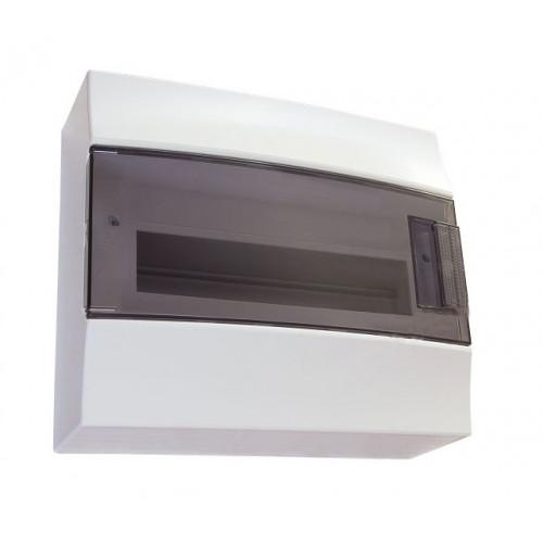 Бокс настенный Mistral41 8М прозрачная дверь (с клемм) 1SPE007717F9991