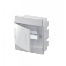 Бокс в нишу Mistral41 6М непрозрачная дверь (c клемм)