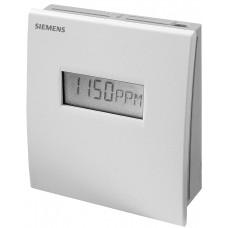Датчик качества воздуха комнатный СО2: 0…2000ppm, темп: 0…50 ºС /-35…+35 ºС, вл. 0…95% (несост.)
