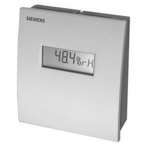 Датчик влажности и температуры комнатный, DC0…10V,  0…95%, -15…+50 ºC, дисплей QFA2060D