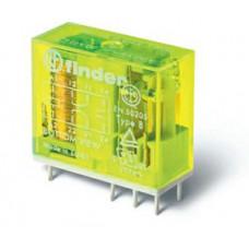 Электромеханическое реле безопасности (реле с принудительным управлением контактами);  2CO 8A; катушка 24В DC;