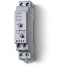 Интерфейсные модули Авто-Вкл-Выкл Аналоговый выходной модуль 0-10V питание 24В АC/DC;