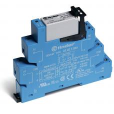 Интерфейсный модуль, электромеханическое реле; 2CO 8A; питание 220В DC;