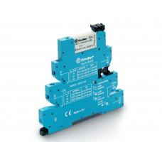 Интерфейсный модуль, электромеханическое реле, серия MasterPLUS; 1CO 6A; питание 220В DC;