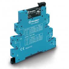 Интерфейсный модуль, твердотельное реле, серия MasterBASIC; выход 2A (24В DC); питание 12В DC;