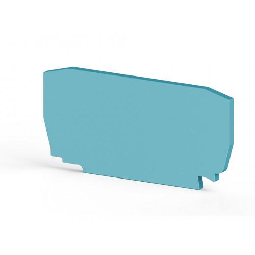 Концевой сегмент на клеммники YBK2,5, (синий); NPP YBK2,5 446321