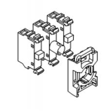 Контактный блок MCB-02 фронтального монтажа 2НЗ