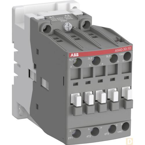 Контактор AX32-30-10-80 32А AC3, с катушкой управления 220-230В АС 1SBL281074R8010
