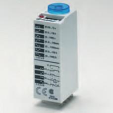 Миниатюрный мультифункциональный таймер (AI, DI, SW, GI);  питание 24В АС/DC; 4CO 7A; регулировка времени 0.05с…100ч;