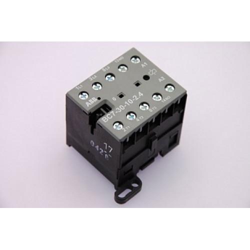 Миниконтактор BC7-30-10-1.4 12A (400B AC3) катушка 24B DС GJL1313001R8101