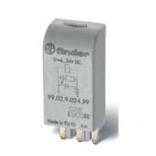 Модуль индикации и защиты; диод (+ A1); 6...220В DC