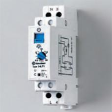 Модульный электронный лестничный таймер 1-функциональный; 1NO 16A;