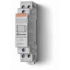 Модульный контактор; 1NO+1NC 20А;  катушка 110В АС;
