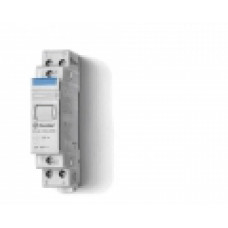Модульный контактор; 1NO+1NC 20А;  катушка 24В DС;