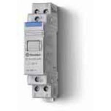 Модульный контактор; 2NC 20А;  катушка 24В DС;
