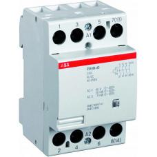 Модульный контактор ESB-24-31 (24А AC1) катушка 220В АС/DC