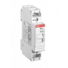 Модульный контактор с ручным управлением EN20-20 (20А AC1) катушка 230 AC