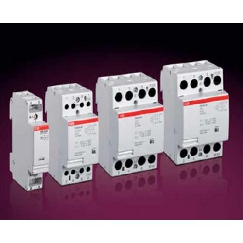 Модульный контактор с ручным управлением EN24-30 (24А AC1) катушка 230 AC/DC GHE3261501R0006