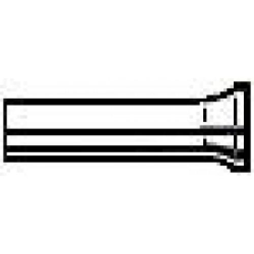 Наконечник неизолированный KY 16,0/12 (100шт/упак) 571090