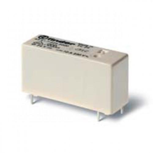 Низкопрофильное миниатюрное электромеханическое реле;   1CO 10A; катушка 24В DС (чувствит.); 434170242001