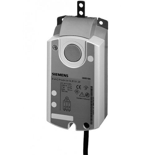 Привод воздушной заслонки, линейный, 125 Nm, DС 0…10V,  AC 24V GDB161.2E