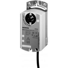 Привод воздушной заслонки, поворотный, 10 Nm,  DС 0…10V, AC 24V