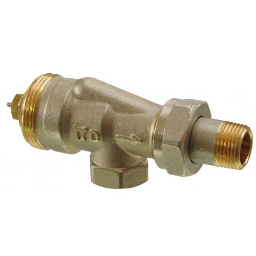 Регулирующий клапан, 2-ходовой, Kvs 0.14…0.60, Dn 10 VUN210
