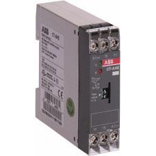 Реле времени CT-AHE (задержка на отключ.) 24В AC/DC (временной диапазон 3..300с.) 1ПК