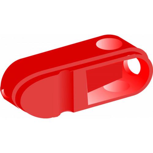 Ручка управления OHRS2/1 (красная) для рубильников OT16..125F3/F4 и OT16..63F6/F8 1SCA108599R1001