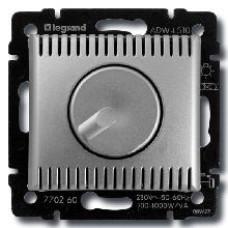 Светорегулятор (диммер) повор 1000Вт Legrand Valena (алюминий)   770260